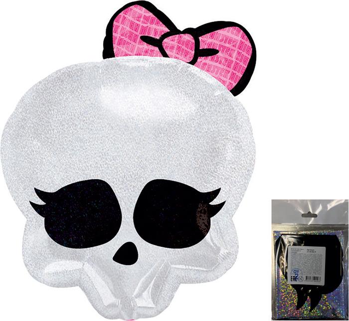 Монстр Хай Череп Голография в упаковке / Monster High Skull S70