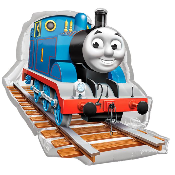 Паровозик Томас / Thomas the Tank P38