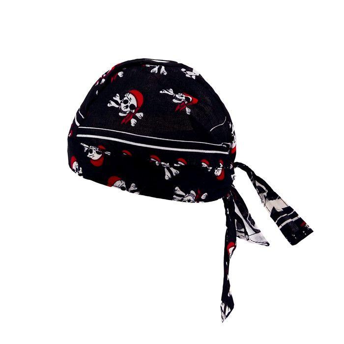 Головной убор (бандана) «Настоящий Пират»