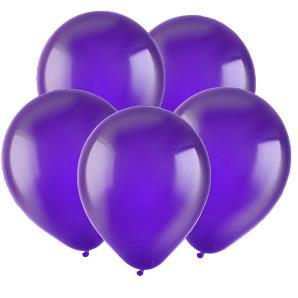 Фиолетовый, Кристал / Violet 100шт /30см