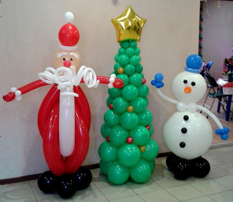 Дед Мороз большой