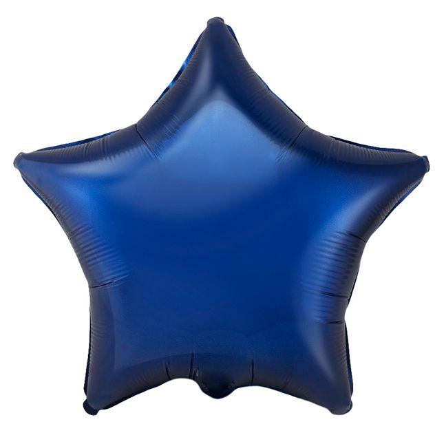 Звезда Темно-синий / Star Navy Blue / 1 шт /78см