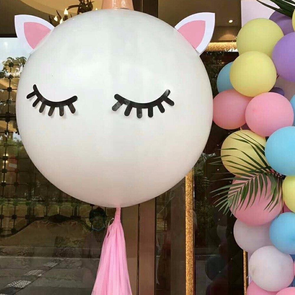 Воздушный шарик Единорог с гелием