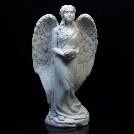 Ангел Хранитель с голубем 23,8см