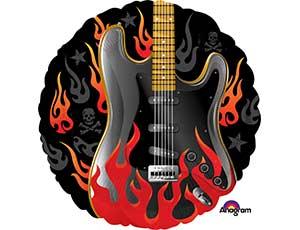Рок гитара S40 46см