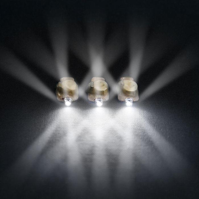 4D Светодиодный модуль для подсветки шара Белый