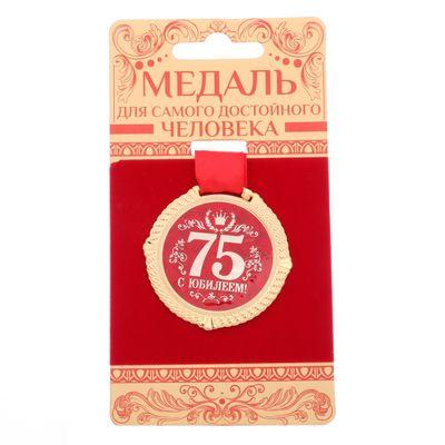 Медаль на подложке