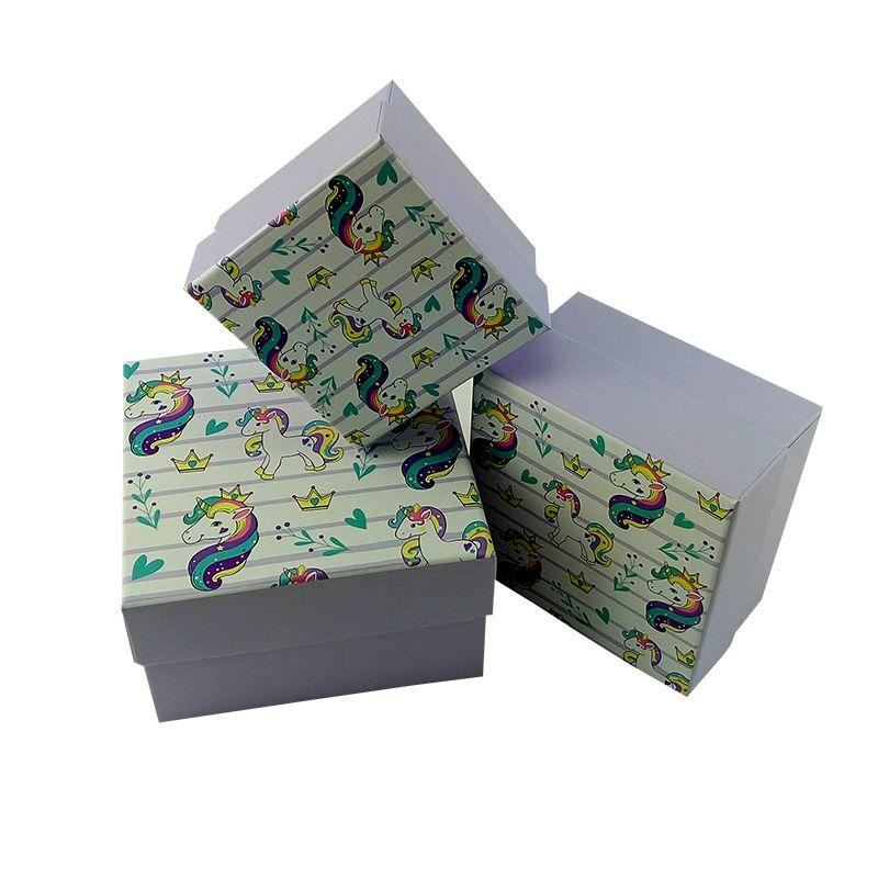 Коробка 3 в 1