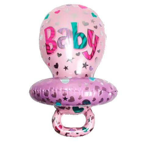 Пустышка детская Розовый / Baby Pacifier Pink, 29