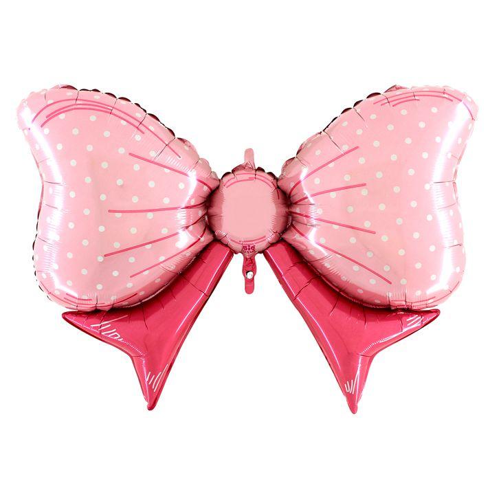 Бант розовый / Fiocco Rosa, 43