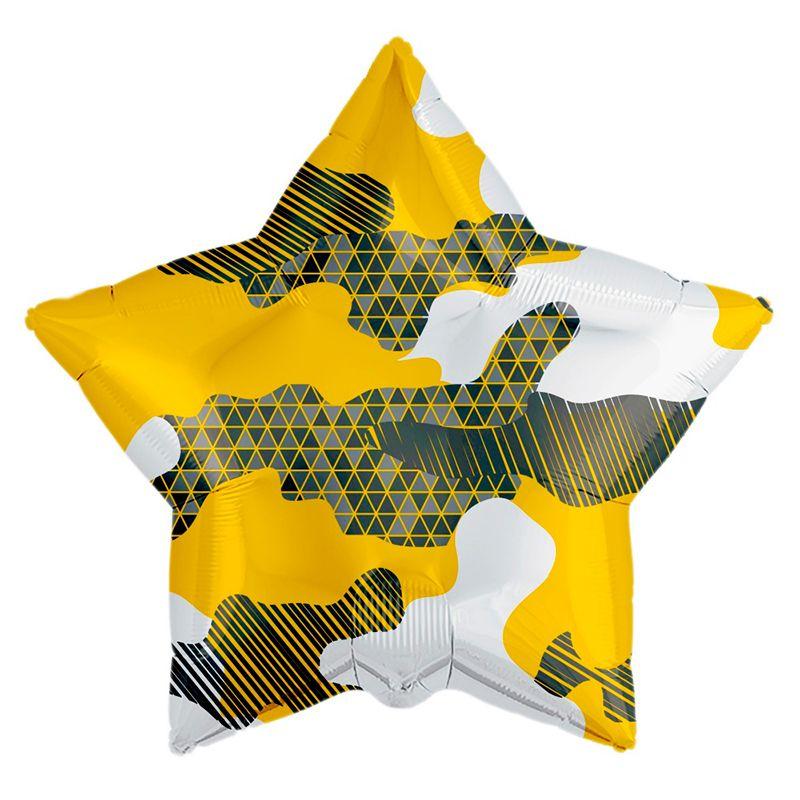 Камуфляж абстрактный (хаки), 21