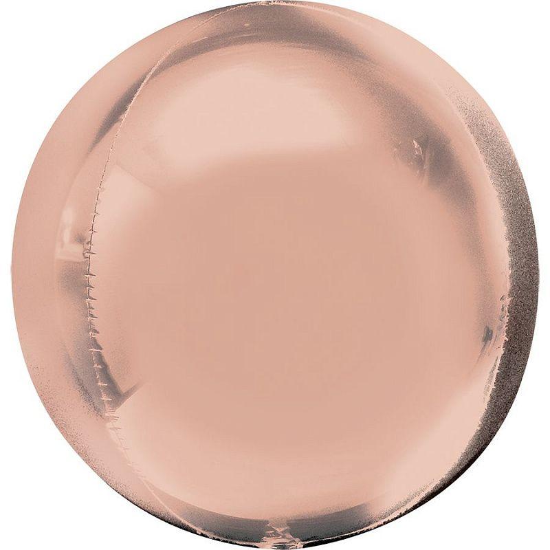 Сфера 3D Роза Голд / Rose Gold Orbz G20, 16