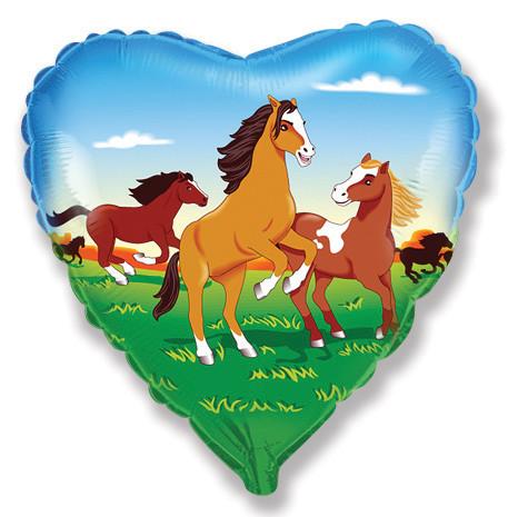 Сердце Лошади, 45см