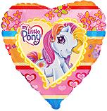 Сердце Моя маленькая лошадка, 45см