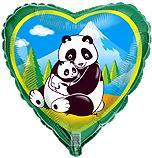 Сердце Панды, 45см