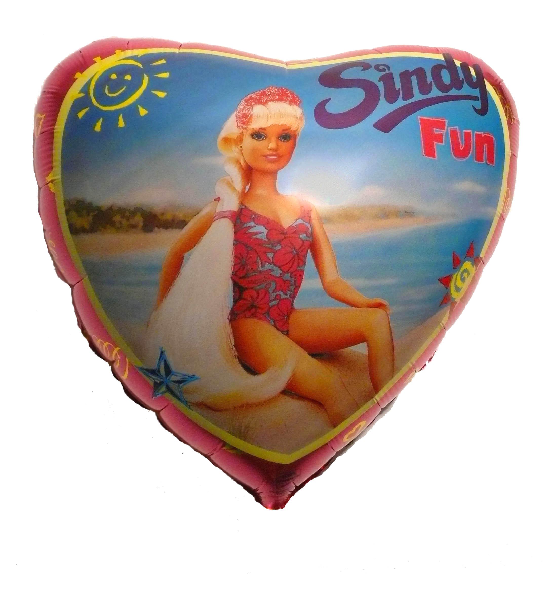 Сердце Синди, 45см