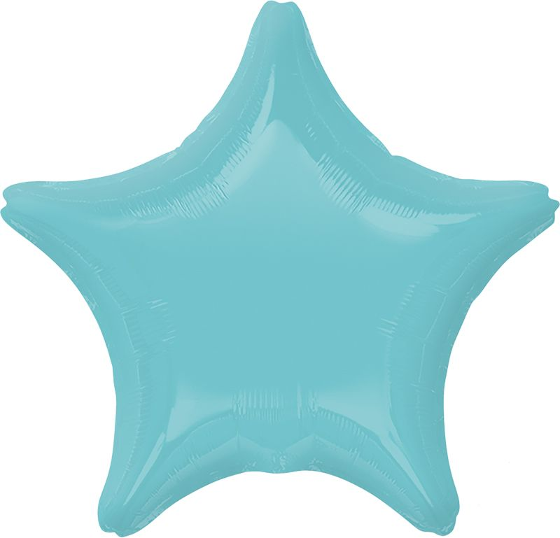 Звезда Бирюзовый / Robins Egg Blue Decorator Star S15