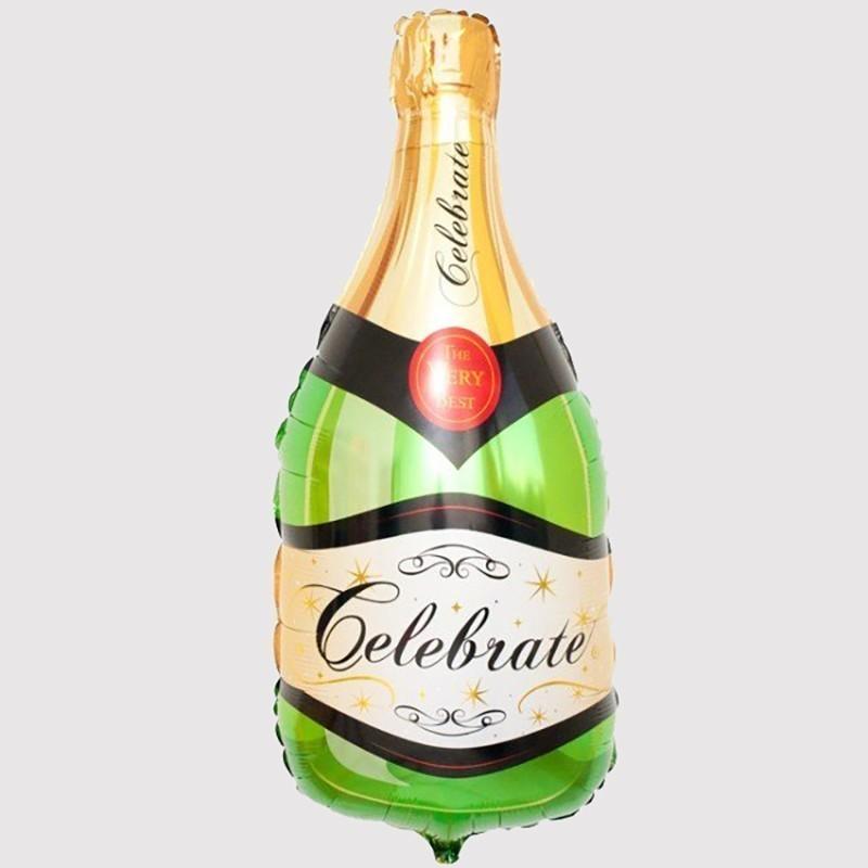 П ФИГУРА 5 Бутылка шампанского