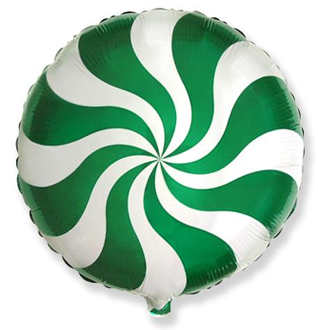 Круг Карамель (зеленый), 45см