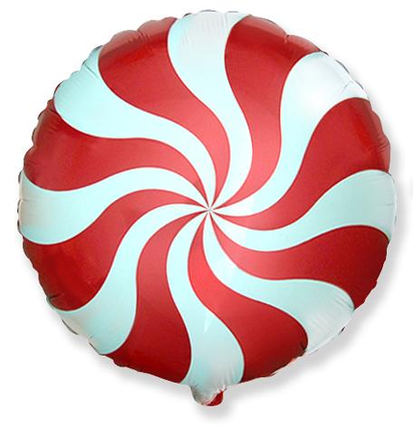 Круг Карамель (красный), 45см