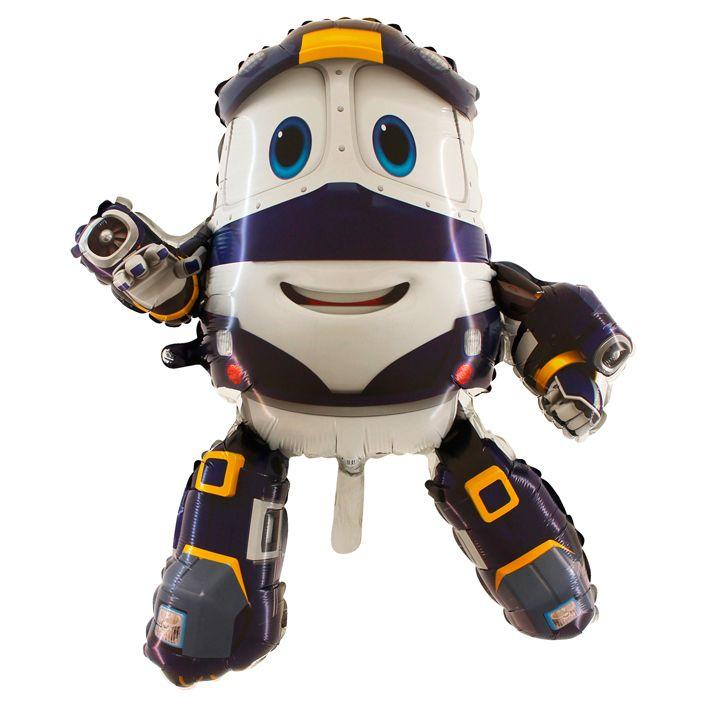 Робот-поезд Кей / Robot Train Kay, 35