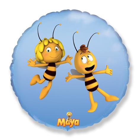 Круг Пчёлка Майя, 45см