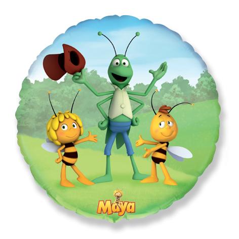 Круг Пчёлка Майя и друзья, 45см