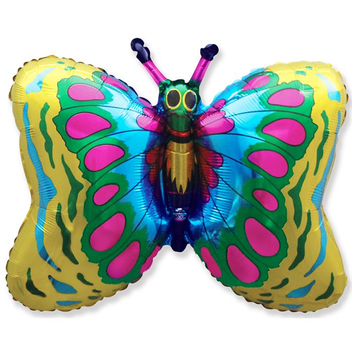 Фигура Бабочка (золото), 58*89 см