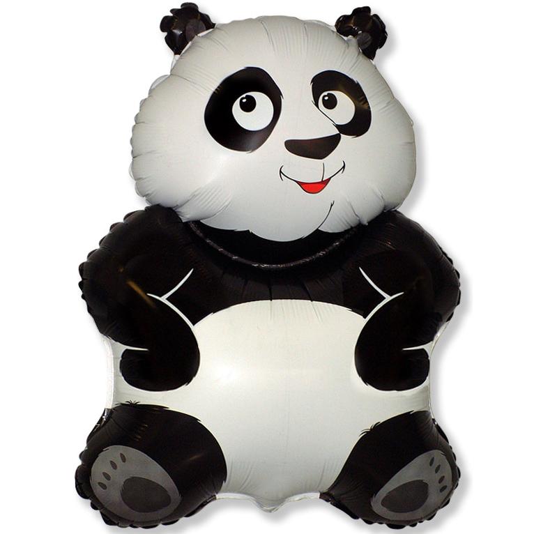 Фигура Большая панда, 84*56 см