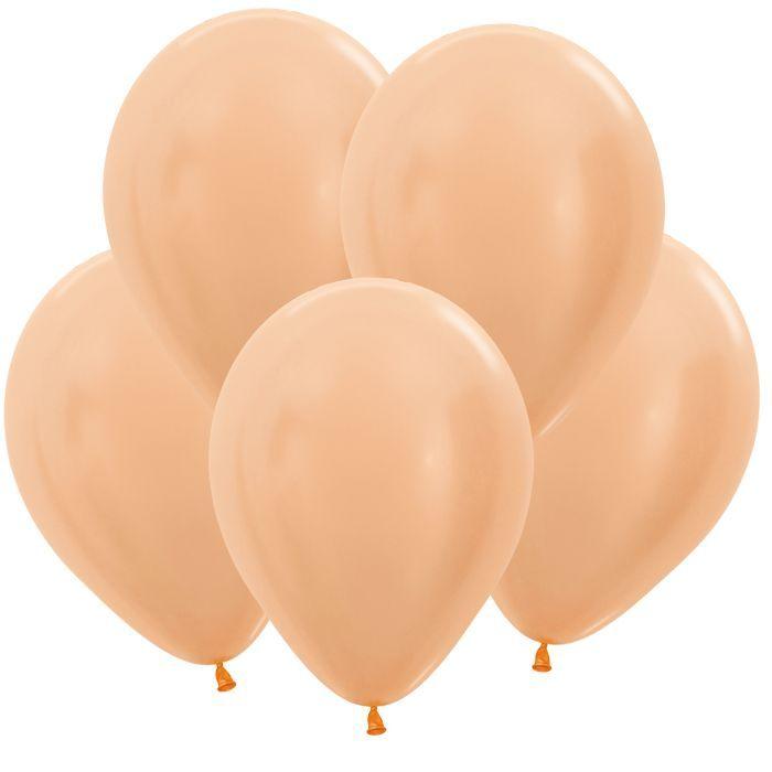 Персик, Перламутр / Peach Blush, 30 см  / 100 шт / Колумбия
