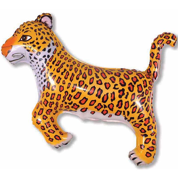Леопард (чёрный), 76*91 см