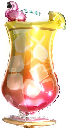 Шар Фигура, Коктейль со льдом, 33