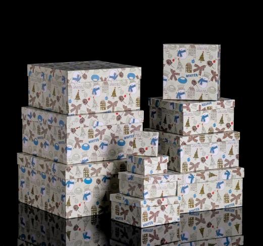 Подарочная коробка из набора 11 в 1