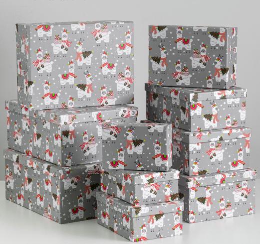 Подарочная коробка из набора 10 в 1