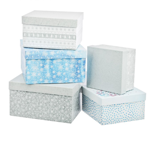Подарочная коробка из набора 5 в 1 «Волшебство», 17,5 × 18 × 10