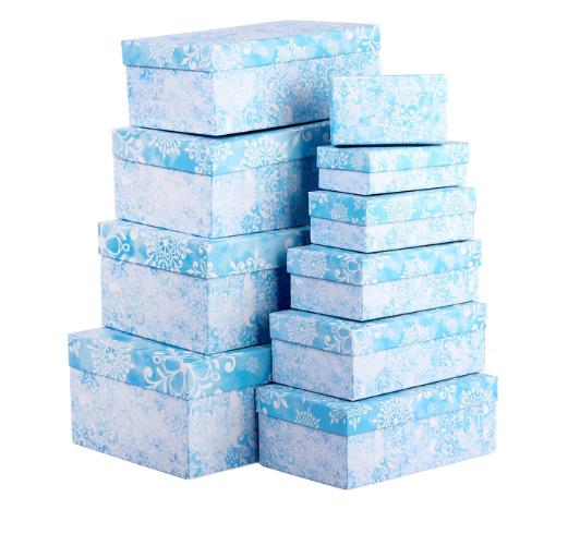 Подарочная коробка из набора 10 в1 «Сказка», 12 × 7 × 4 см