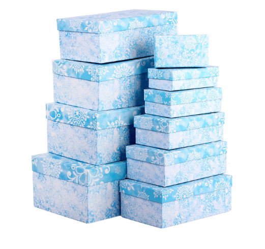 Подарочная коробка из набора 10 в1 «Сказка», 22 × 14 × 8,5 см