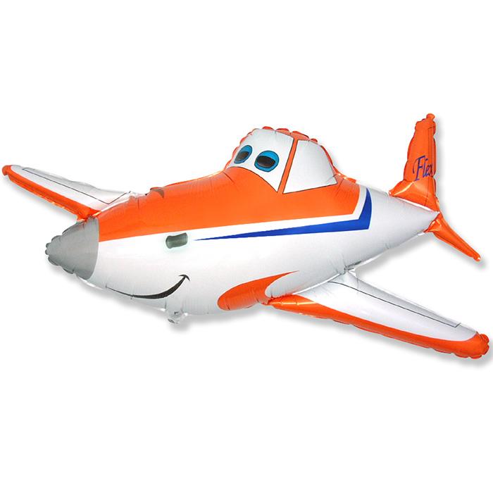 Гоночный самолет, 53*112 см