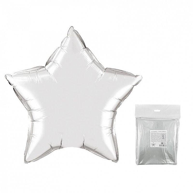 К 18 Звезда Серебро в упаковке / Star Silver.