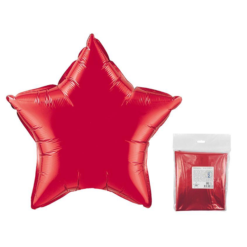 К 18 Звезда Красный в упаковке / Star Red.