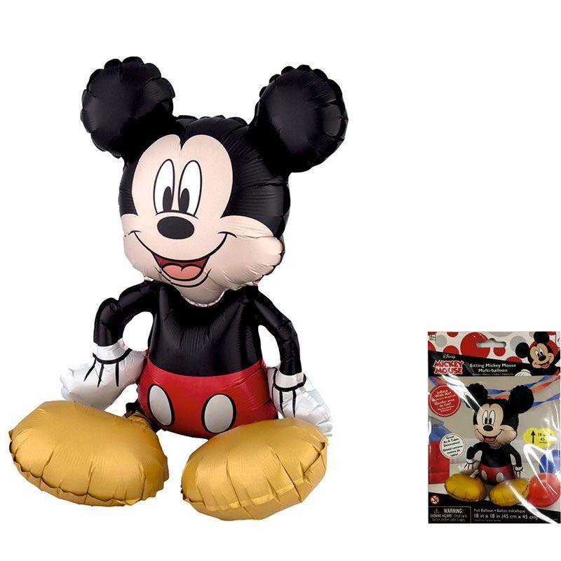 3D Микки Маус в упаковке / А 18 3D Фигура под воздух