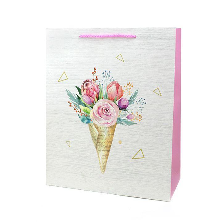 Мороженое из цветов / 31*42*12 см