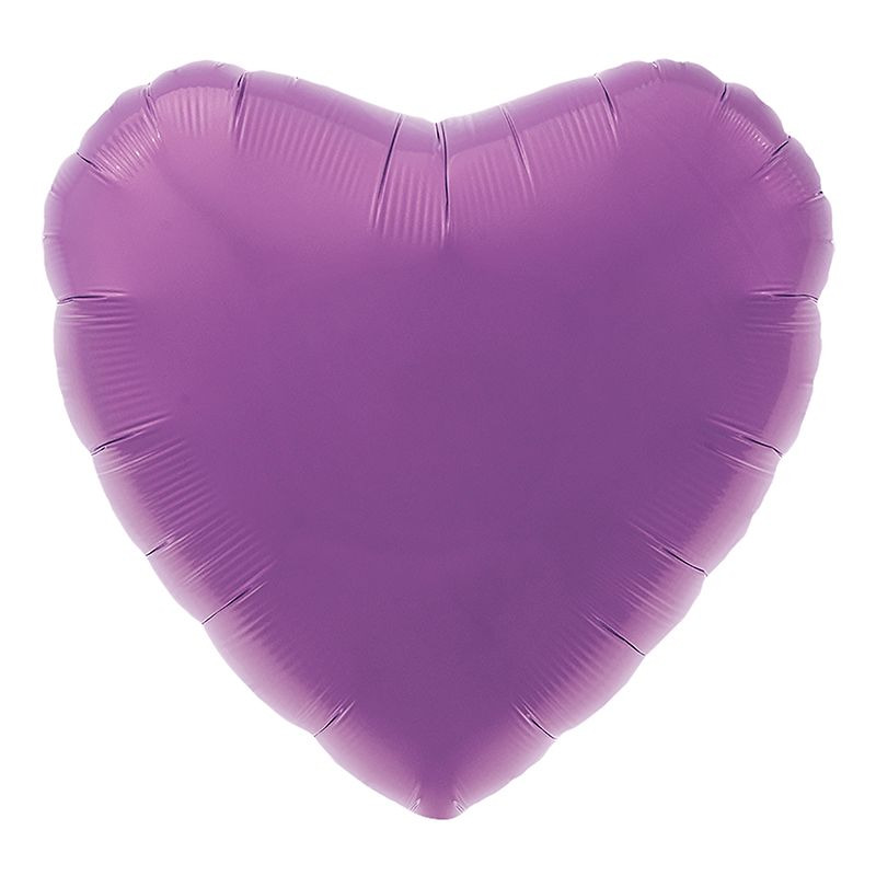Аг 19 Сердце Пурпурный