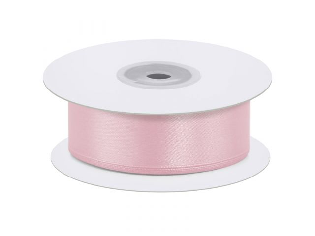 Лента Атлас Нежно-розовый / 50 мм * 22,85 м
