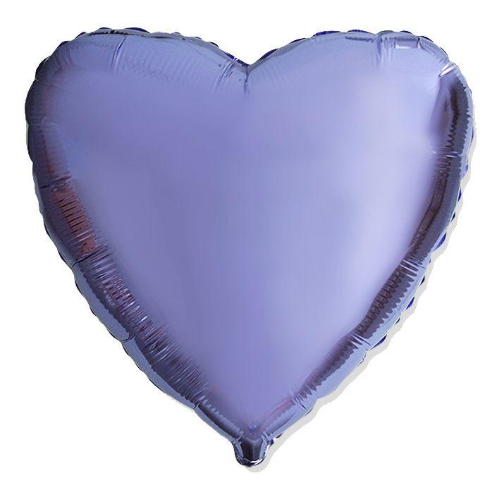 Сердце Сиреневый / Lilac