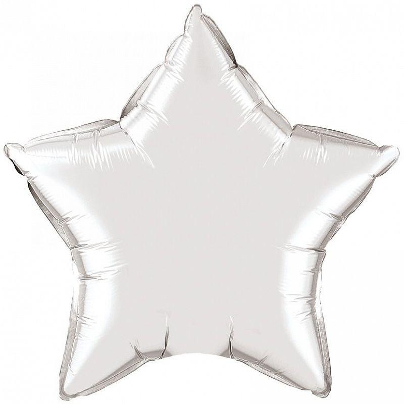 Звезда Серебро в упаковке / Silver