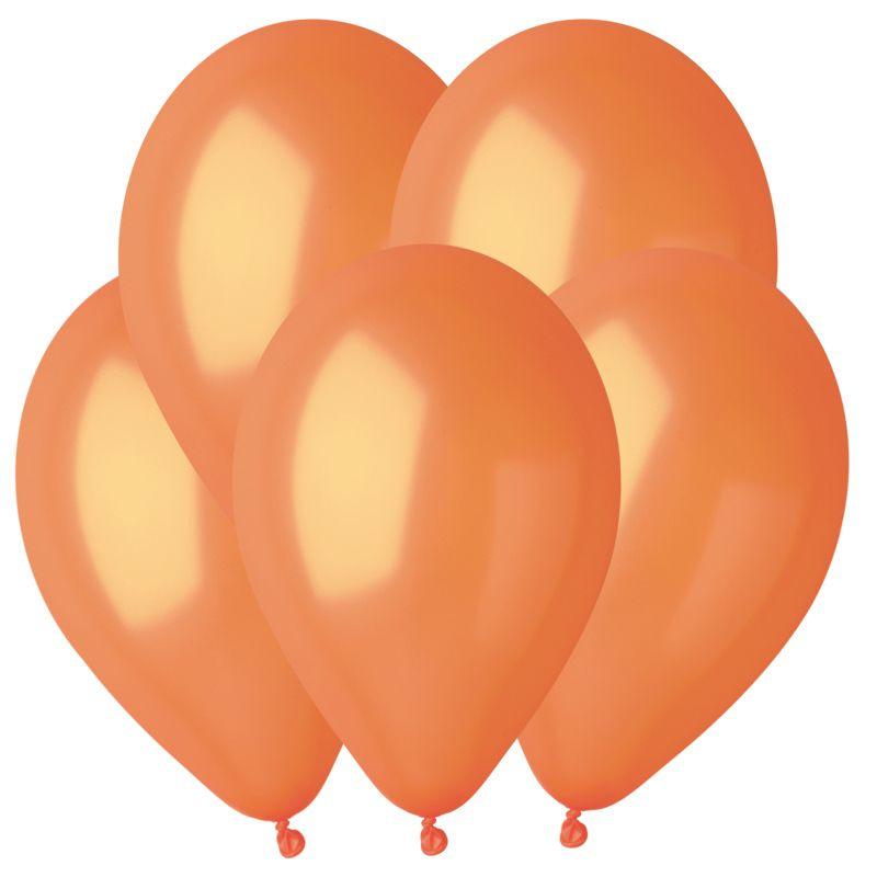 И Металл Оранжевый 31 / Orange 31