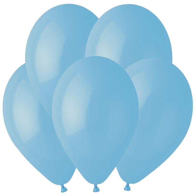 И Пастель 12 Нежно-голубой 72 / Baby Blue 72