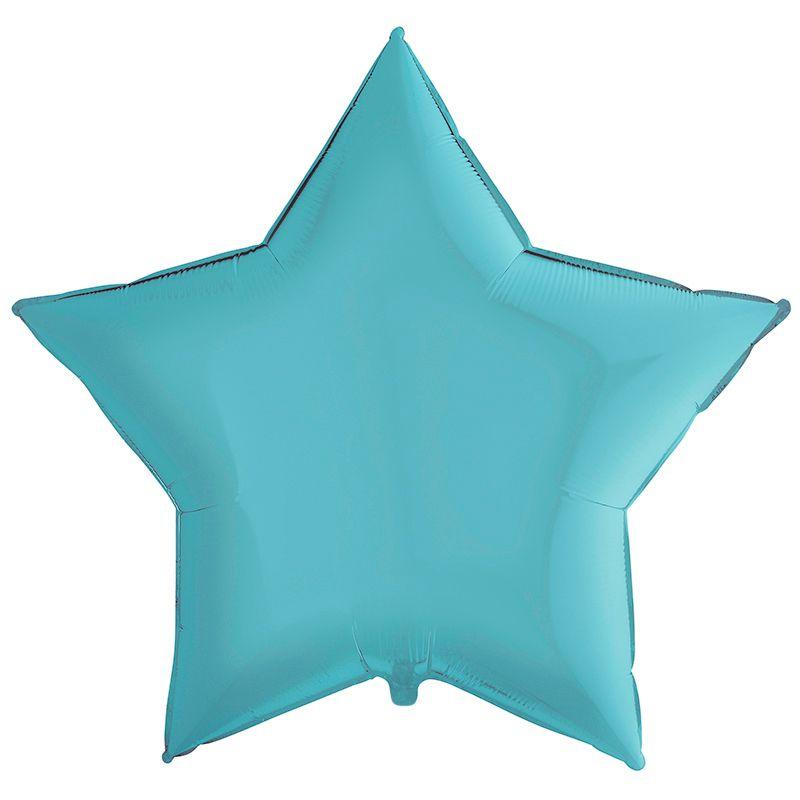 G 36 Звезда Пастель Голубой / Star P. Blue / 1 шт /