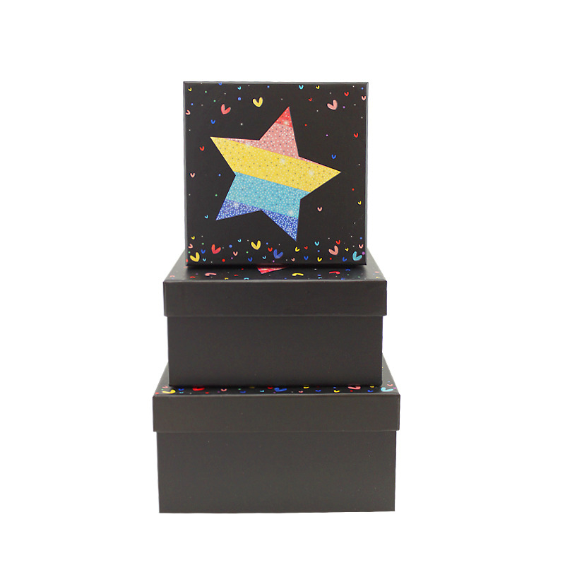 Набор подарочных коробок 3 в 1